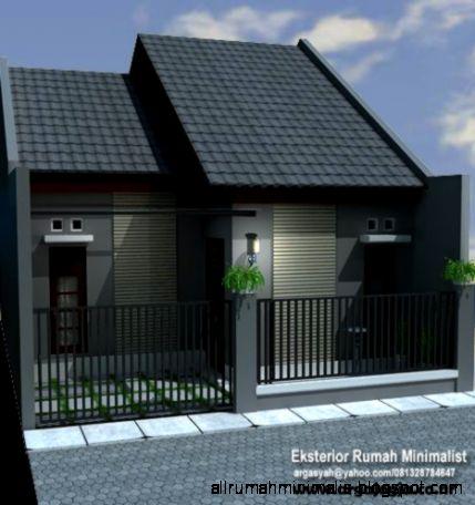 gambar rumah mungil minimalis design rumah minimalis