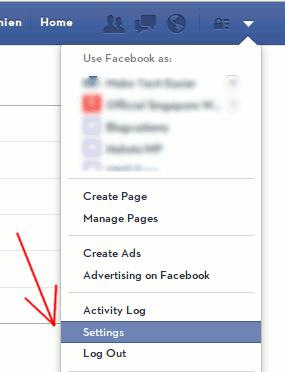 Thủ thuật đăng xuất Gmail, Facebook và Dropbox từ xa