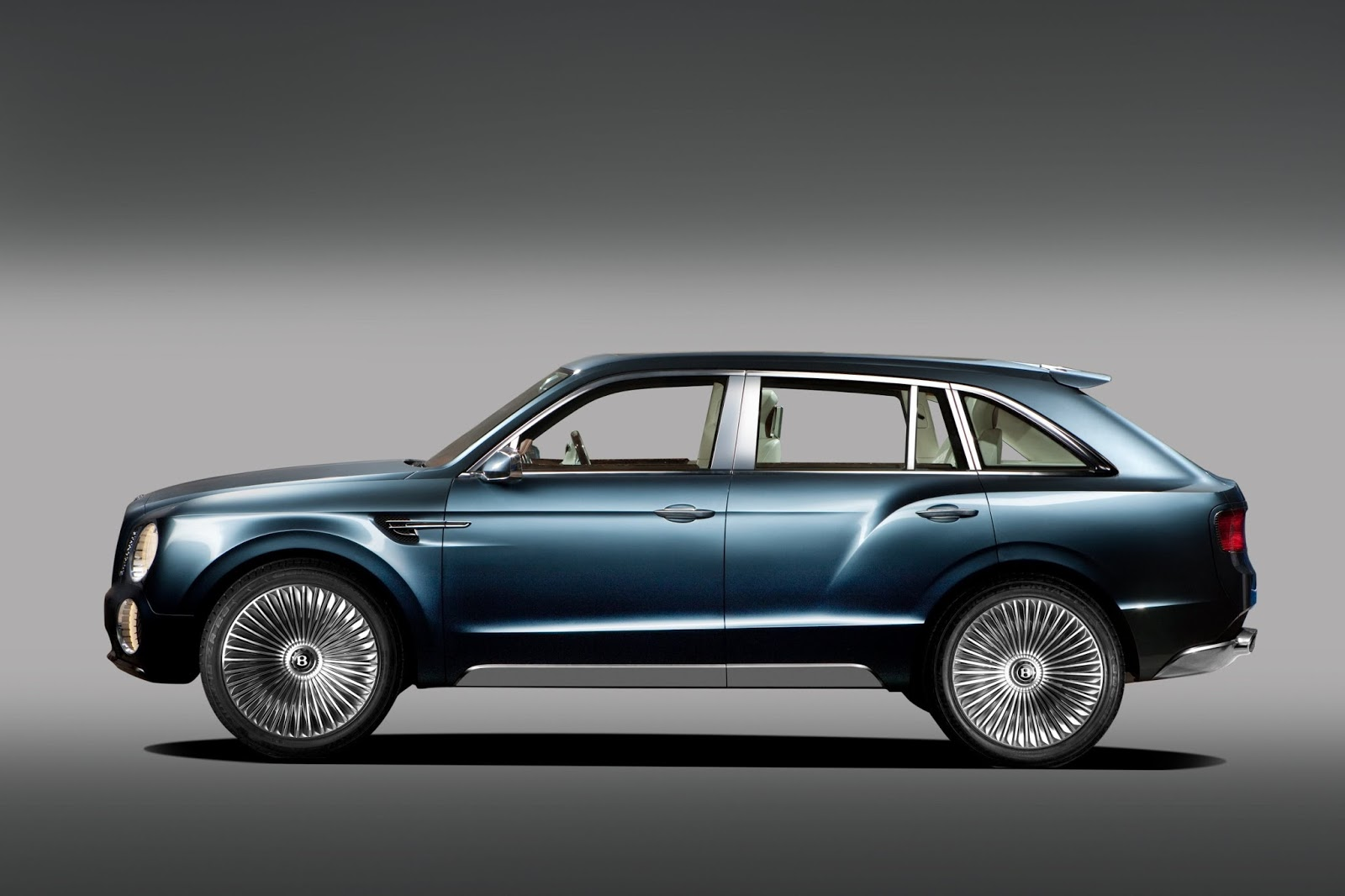 Most Expensive Cars: 2017 Bentley SUV