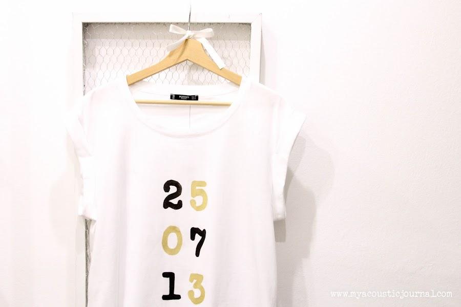 Hacer mis propias camisetas - Decorar camisetas basicas ...