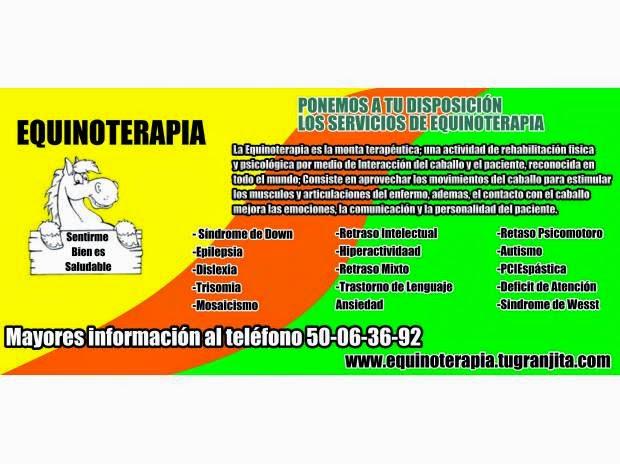 Equinoterapia en Tepotzotlán