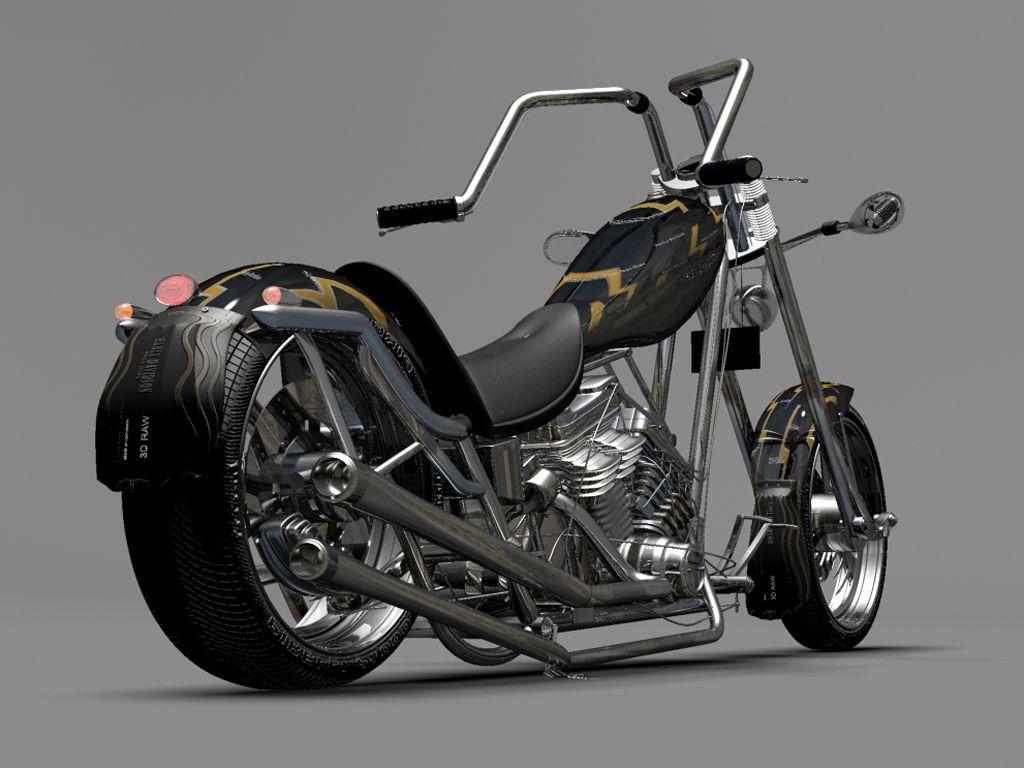 Gambar Gambar Motor Harley Davidson | Gambar Unik Keren