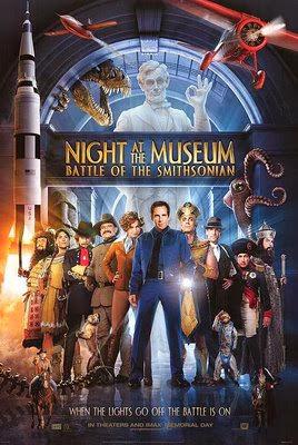 ดูหนังออนไลน์ เรื่อง : Night At The Museum 3