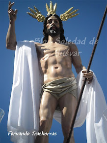 Santísimo Cristo en su Gloriosa Resurrección