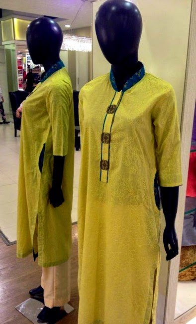 Marvi by Tayyab Bombal Summer 2014 Collection