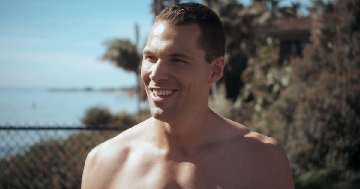 Daniel Cudmore Rites Of Passage Shirtless Men On The B...