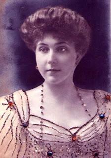 Reine Victoria Eugenie d'Espagne, née princesse de Battenberg 1887-1969