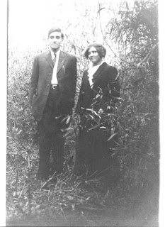 William T. Roberts  and Buelah Mae Price