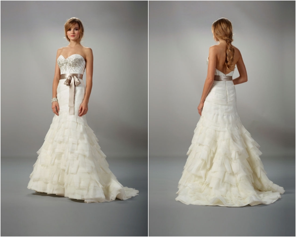 Liancarlo ruffled wedding gown via www.lemagnifiqueblog.com
