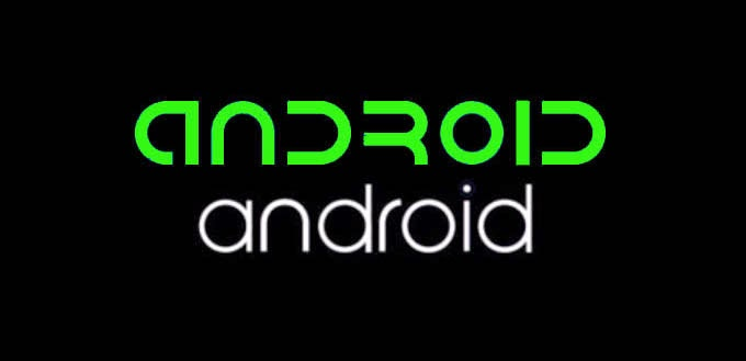 Does The Android Logo Will Be Changed?