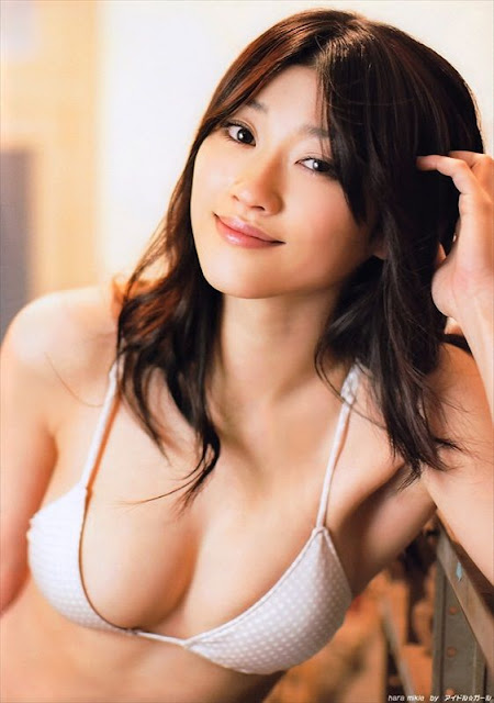 Mikie Hara - New Lingerie & Bikini Photos