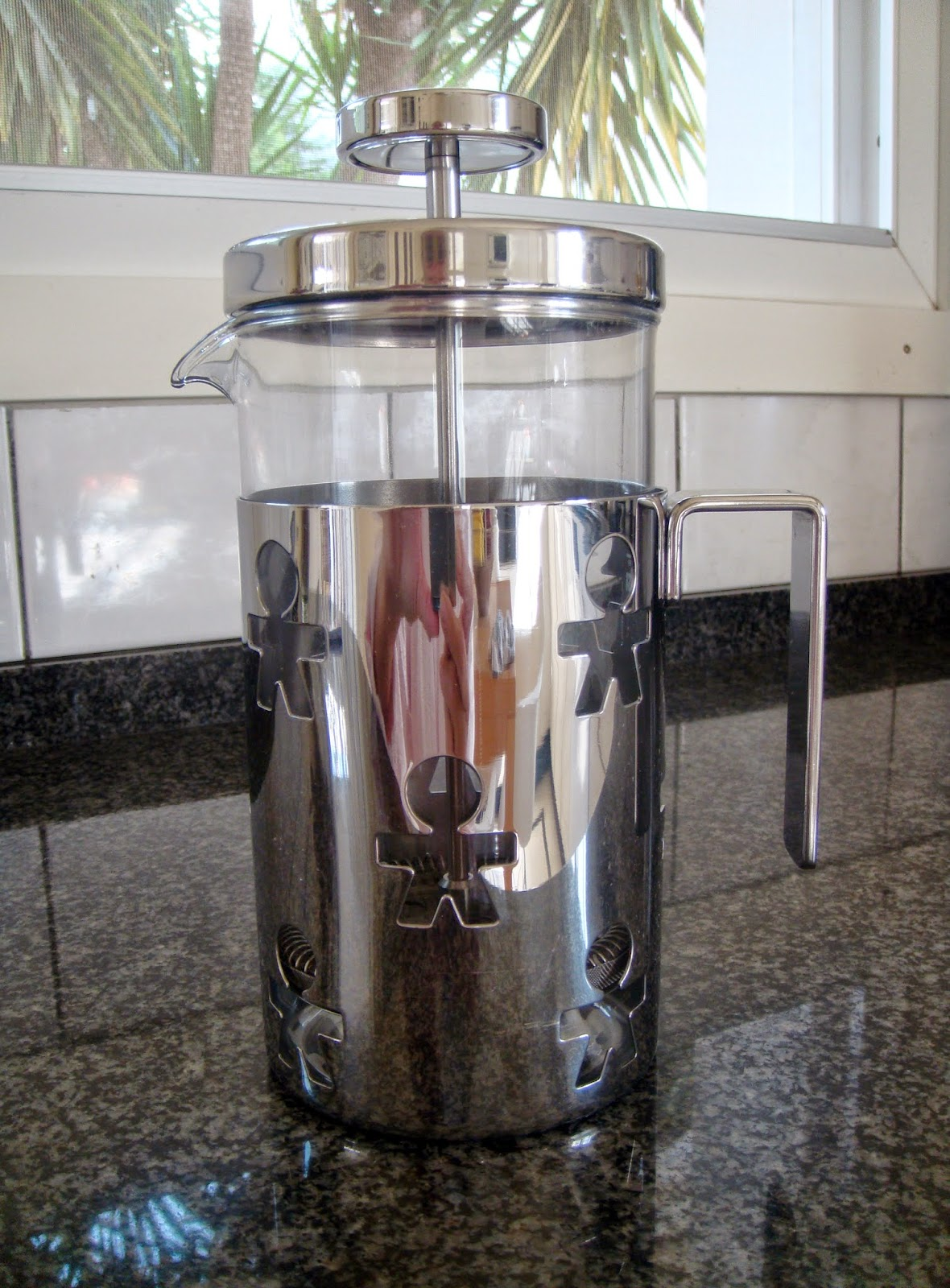 Alessi coffee maker