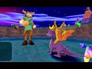 PS1 Spyro 2 Riptos Rage