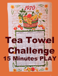 Tea Towel challenge