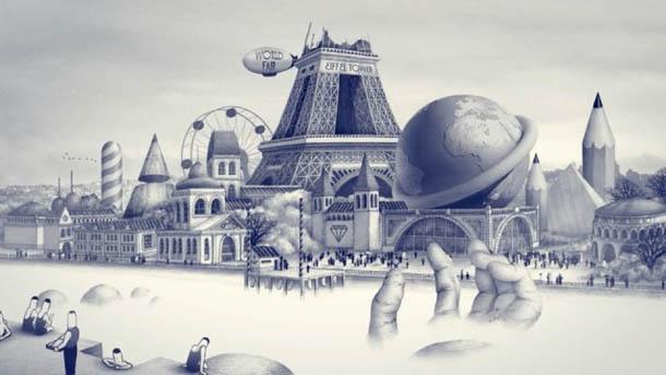 Rock It For Me - Paris invadida por extraterrestres