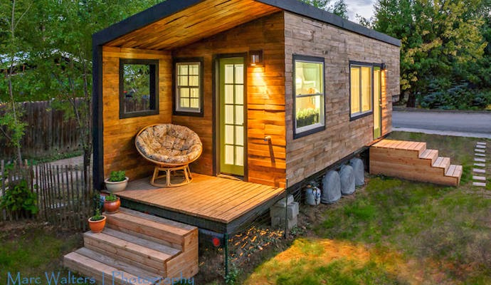 Western Mass Real Estate and Community News Build Tiny House for