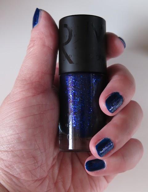 Make up store nagų lakas 201 Anders sparkling arba pati nuostabiausia pora prie džinsų
