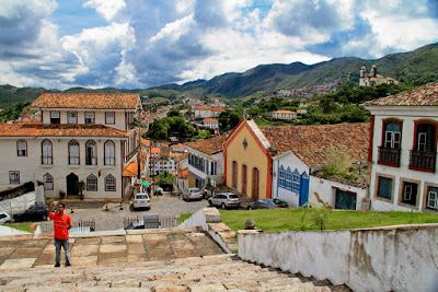 Ouro Preto (Minas Gerais, Brasil), by Guillermo Aldaya / PhotoConversa
