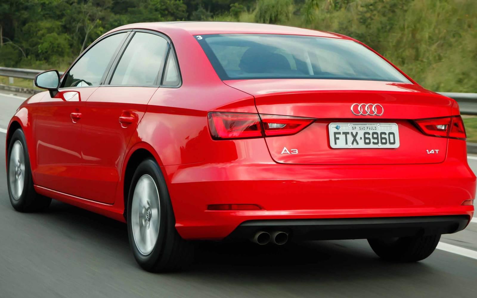 Audi A3 Sedan 2016 1.4 Flex