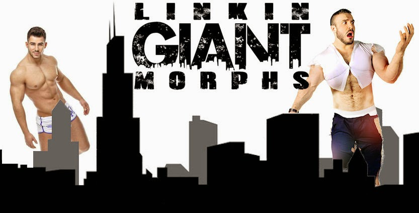 Linkin's giant morphs