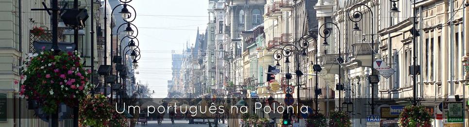 Um português na Polónia