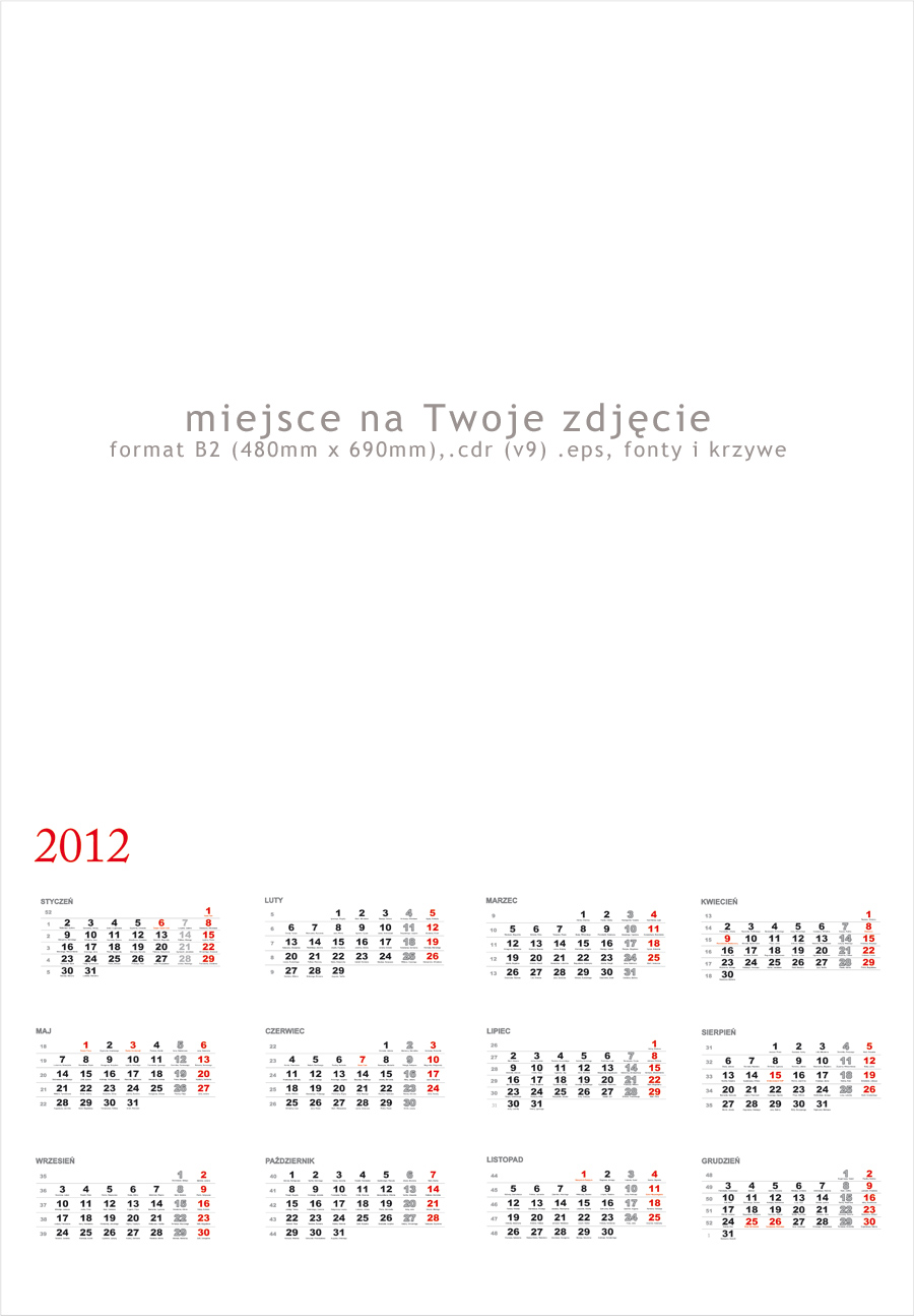 free download kalender 2012 format cdr