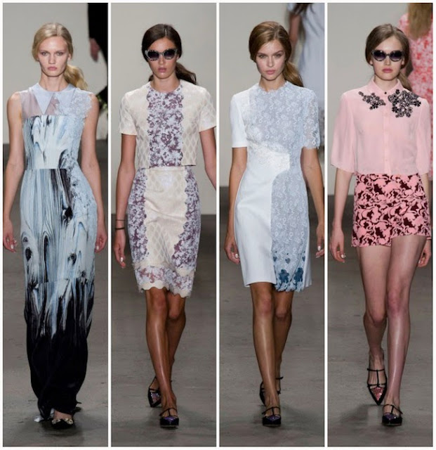 New York Fashion Week Designers, Honor, Honor New York, Honor Spring Summer 2014