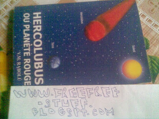 Red Planet book