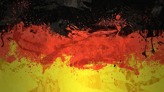 Bandera de La República Federal de Alemania