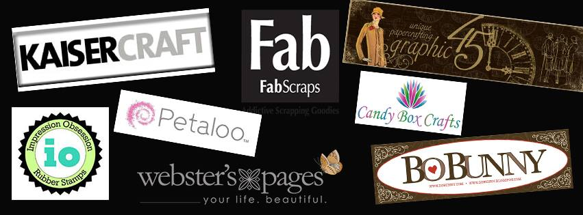 FABSCRAPS DESIGNER FOR JONES CRAFTS
