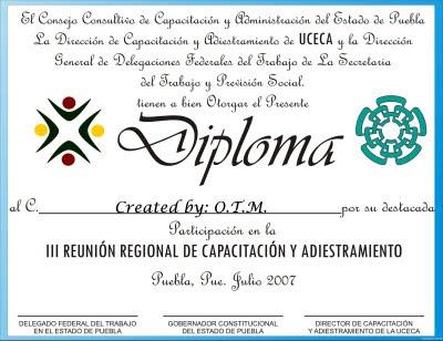 Diploma Plantillas Corel - Real Madrid Wallpapers