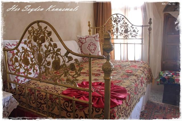 Hacı Abdullah Bey Konağı, yatak
