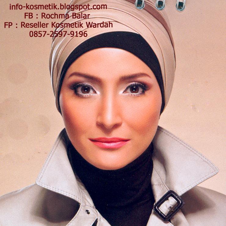 : up Wardah  Up yang dan cara Make make Info Cara natural Kosmetik: cantik
