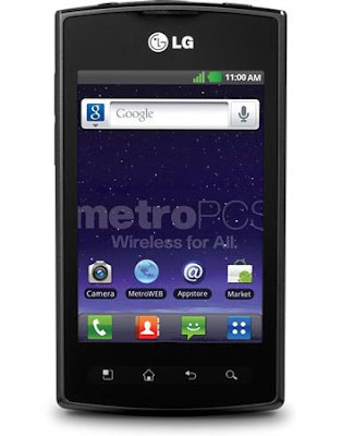 LG Optimus M+ MS695 MetroPCS
