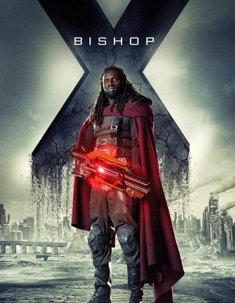 X-men days of future past - bishop