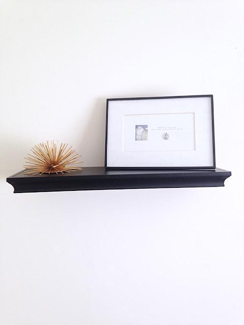 shelf wall decorations