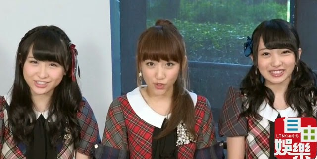 Video Interview AKB48 Yang Mengunjungi Taiwan