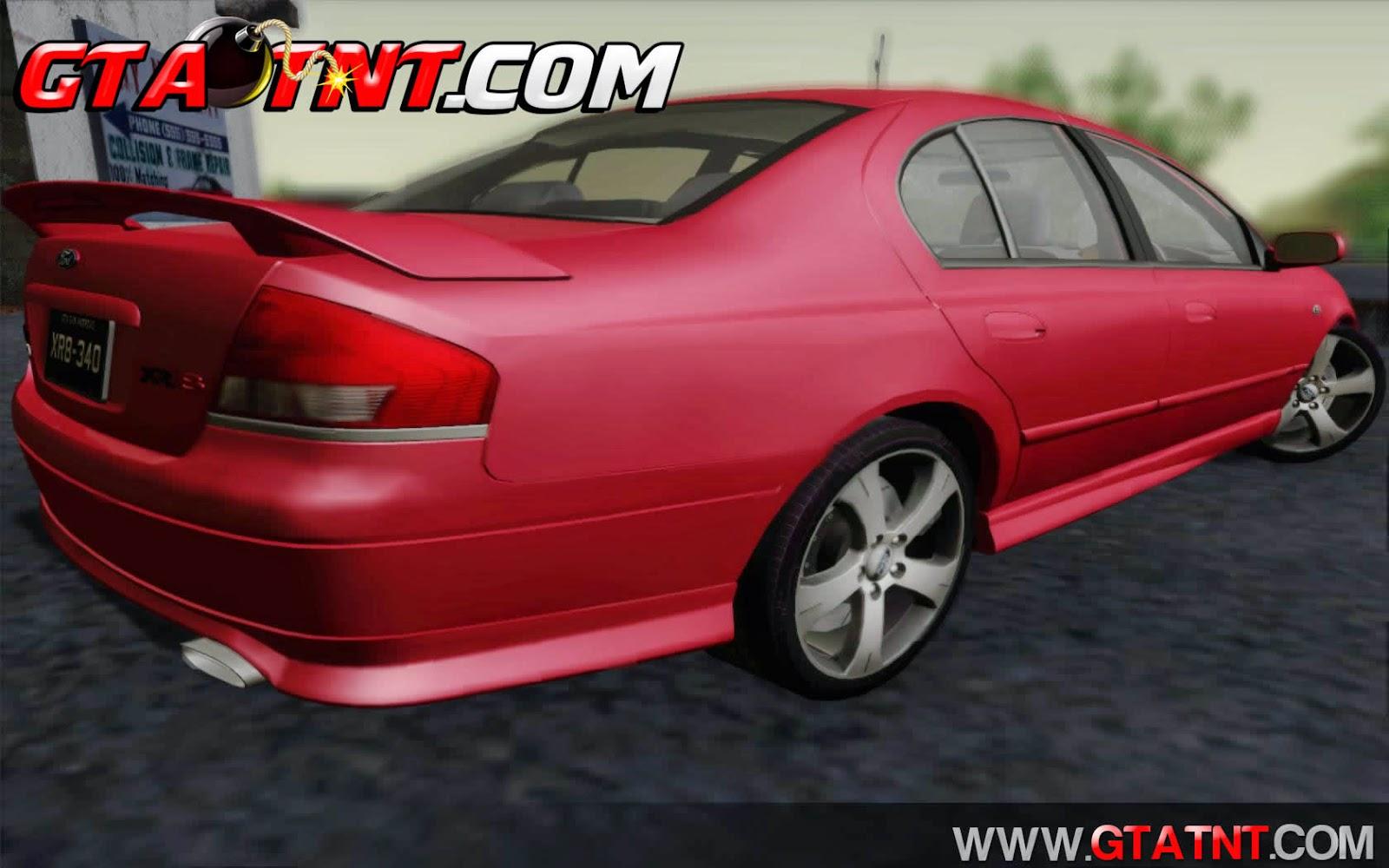 Ford Falcon XR8 para GTA San Andreas