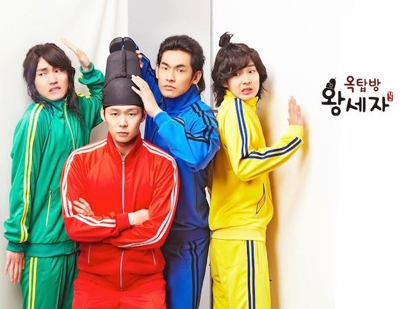 Sinopsis K drama Rooftop Prince {2012}