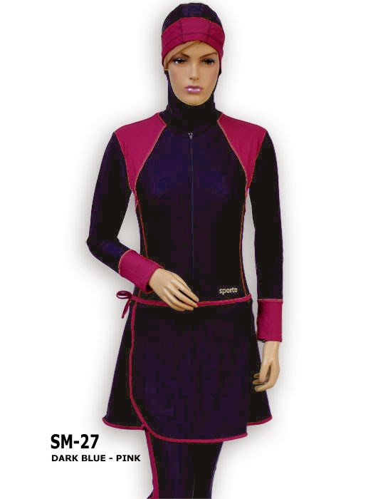 Baju Renang Muslimah KODE SM