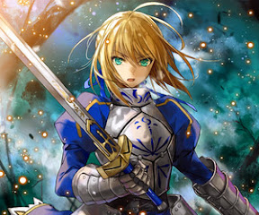 Saber [Elda] Fate/Stay Night