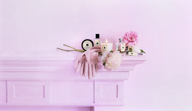 Peony & Blush Suede the new Jo Malone London collection