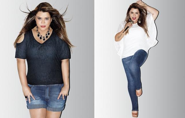 Preta Gil, Plus Size e Photoshop blog Mamãe de Salto ==> imagem retirada da internet
