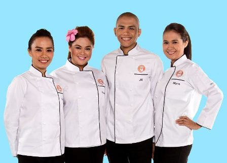 Masterchef Pinoy Edition Final 4 cooks