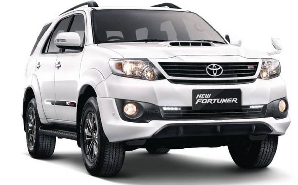2015 Toyota Fortuner Price List Philippines