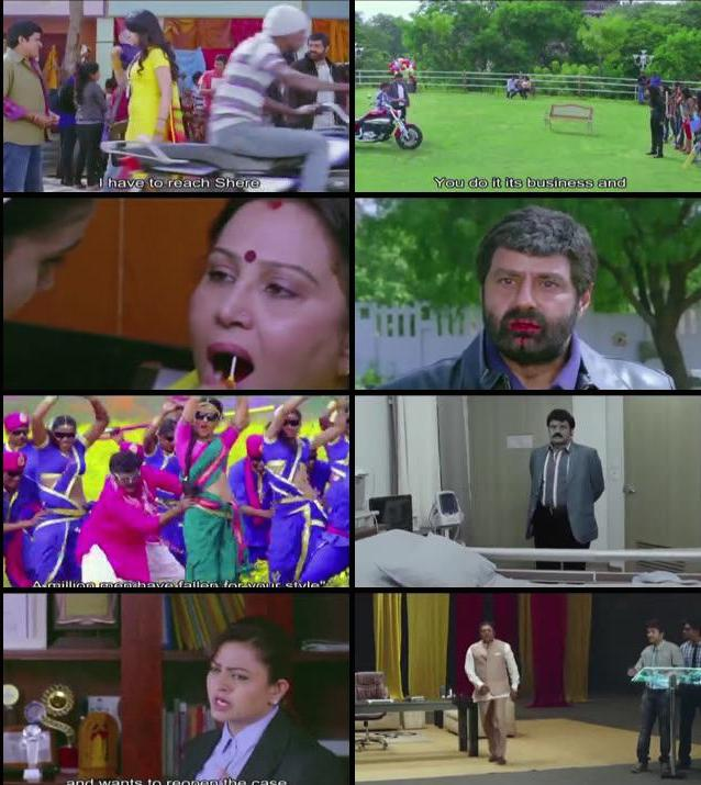 Ek Tsunami Jwalamukhi 2015 Hindi Dubbed 480p HDRip