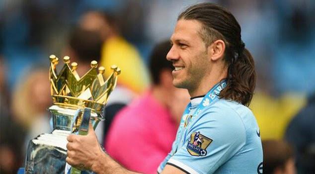 Engelsk fotbollsklubb Manchester City