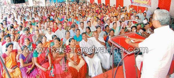 Strike, Collectorate, Kasaragod, KSKTU, Nileshwaram, Kanhangad, Trikaripure