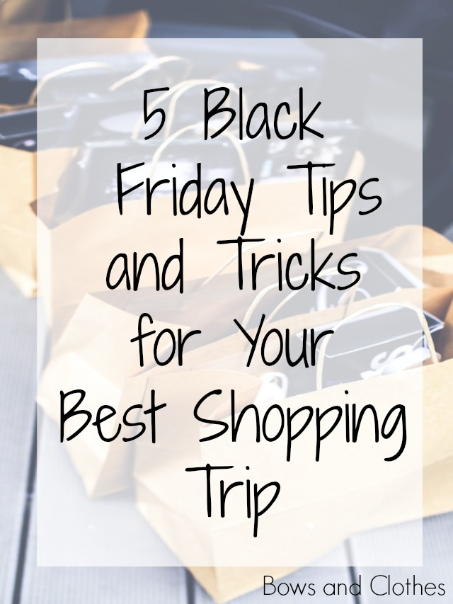 black friday tips and tricks shopping high five for friday