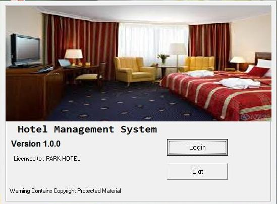 Hotel Management System In Visual Basic 6 0